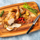 best wood cutting board for carving meat